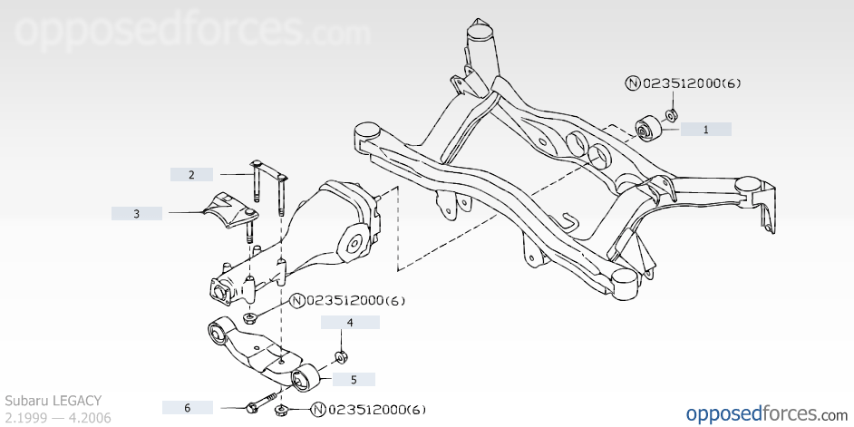 Outstanding Need Help With Rear Differential Bushing Options Subaru Legacy Forums Wiring 101 Orsalhahutechinfo