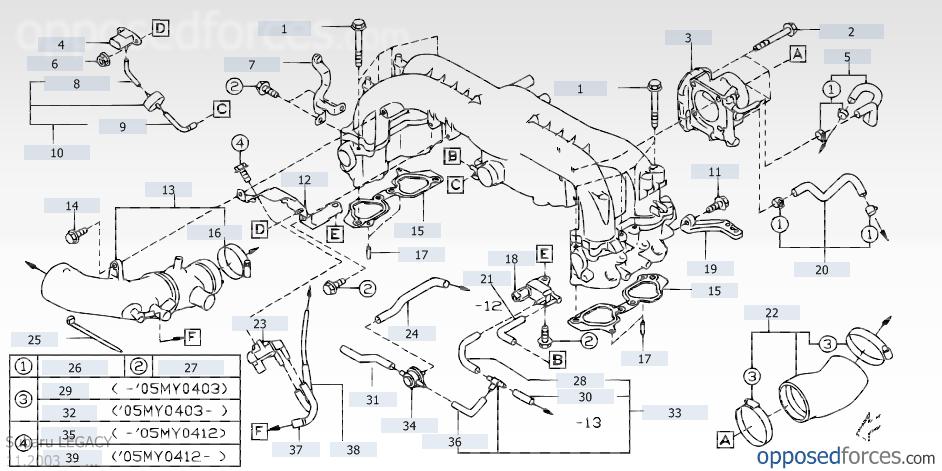 Fs  Oem Intake Duct    Hose For Throttle Body  14459aa660