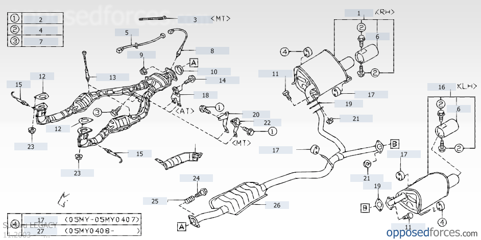 Will 07 Catback    exhaust    work for 05   Page 2     Subaru