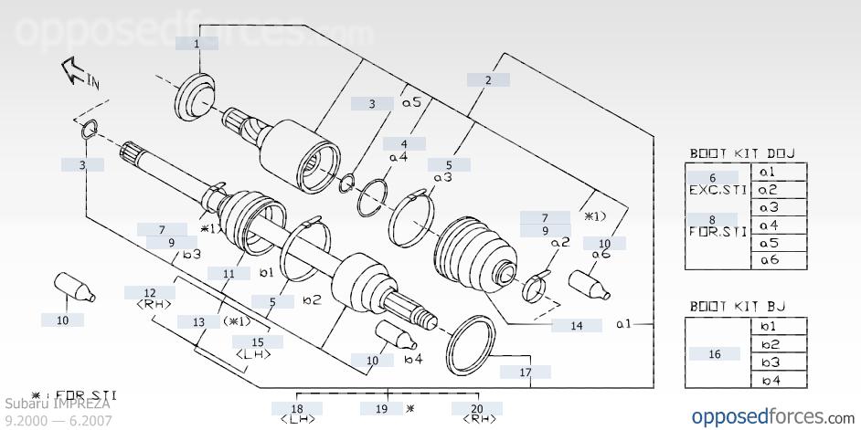 Astounding Rear Axle Illustration 2 Subaru Impreza Subaru Parts Catalog Wiring 101 Orsalhahutechinfo