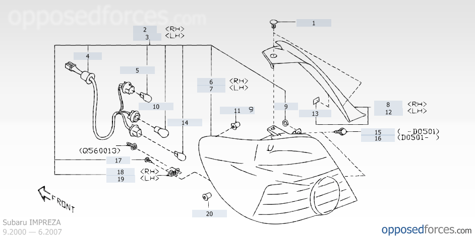 05 Wagon Tail Light Swap Into 07 Nasiocrhforumsnasioc: 2004 Subaru Outback Tail Light Wiring Diagram At Elf-jo.com