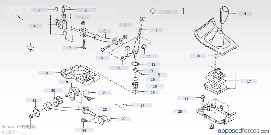 Wrx Parts Diagram - Wiring Diagram •