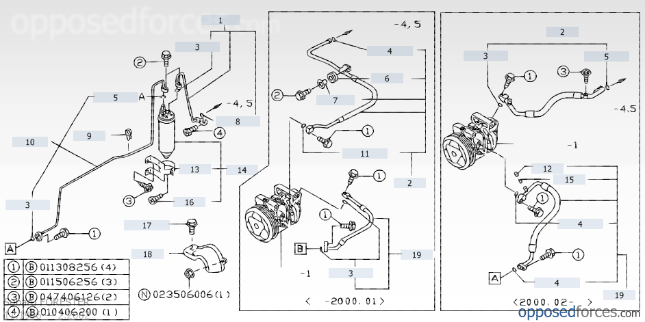 Magnificent Air Conditioner System Illustration 1 Subaru Forester Subaru Wiring Digital Resources Tziciprontobusorg