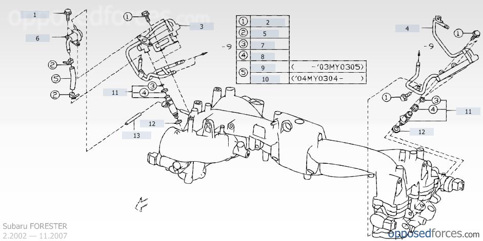 33 Subaru O2 Sensor Wiring Diagram