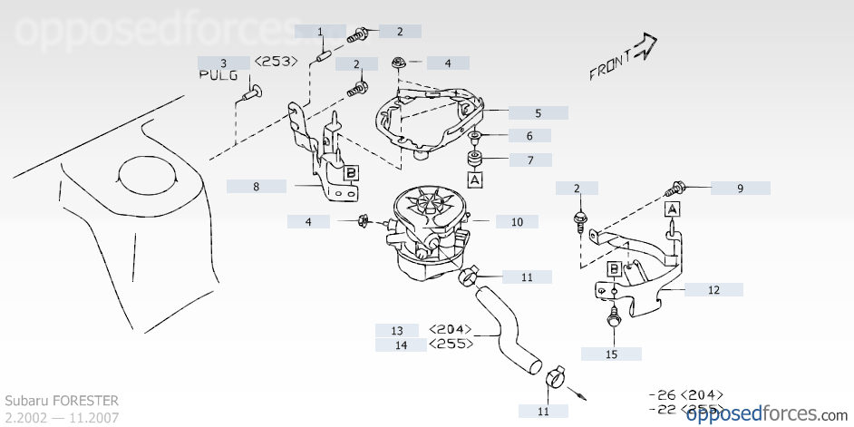 subaru wiring diagram secondary air valves secondary air injection ultimate solution - page 4 ... #3